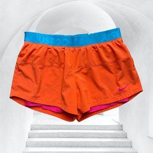 Nike Dri-Fit Retro Colored Running Shorts